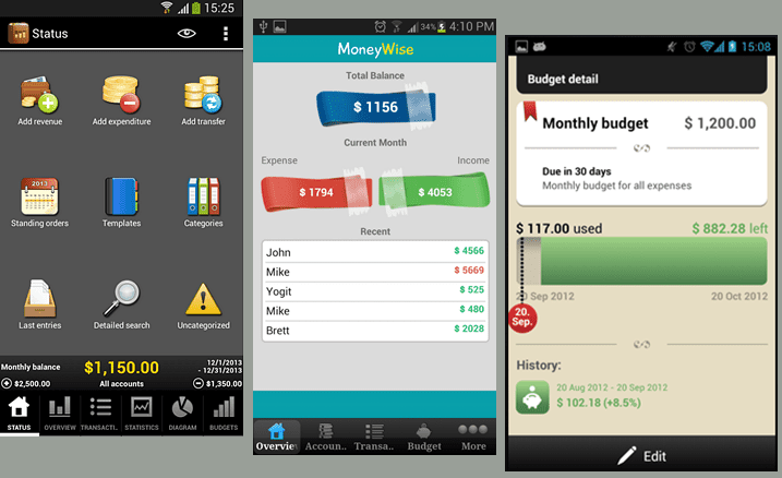 2014 best android apps for personal finance. Black Bedroom Furniture Sets. Home Design Ideas