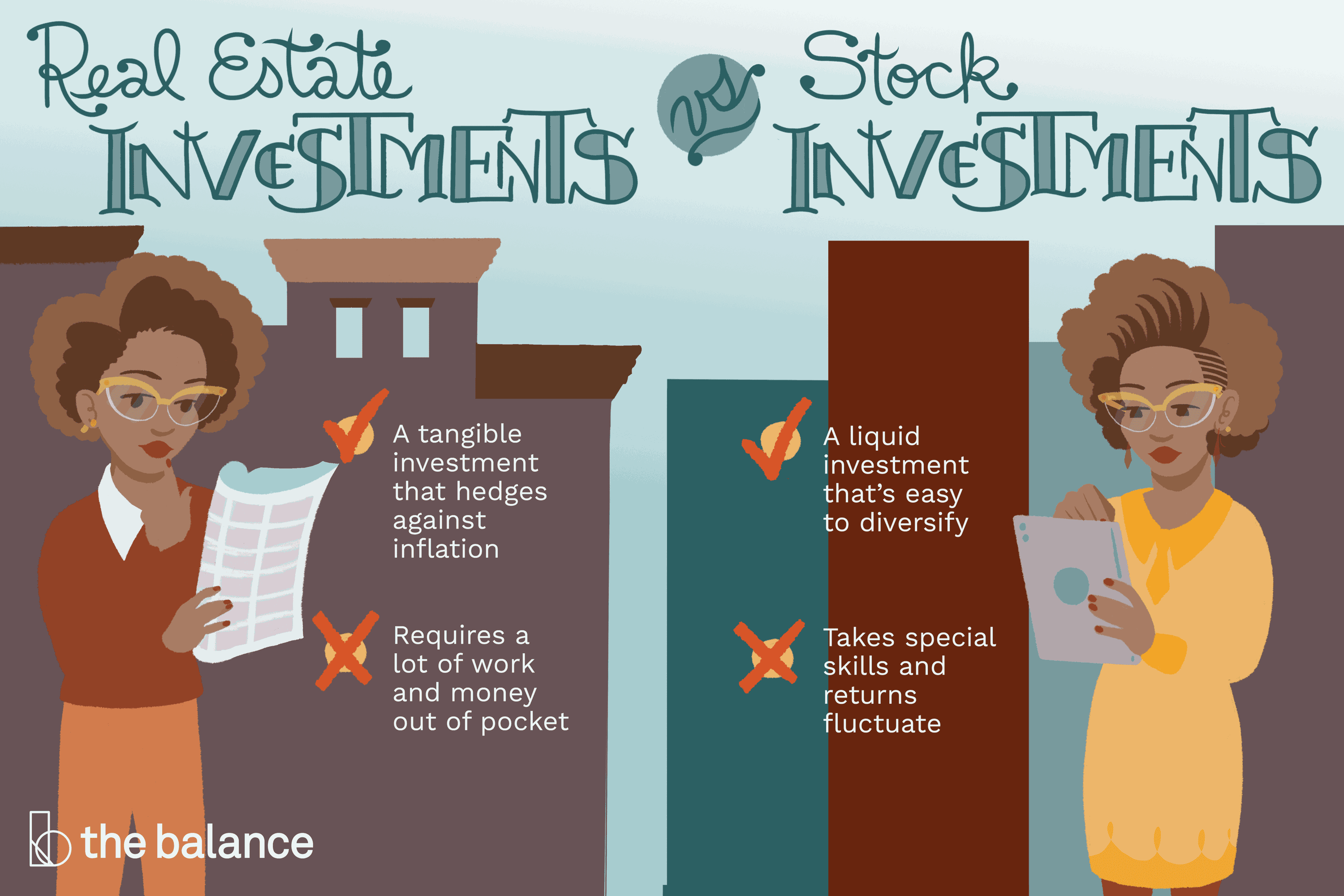 Should You Invest in Real Estate or Stocks?