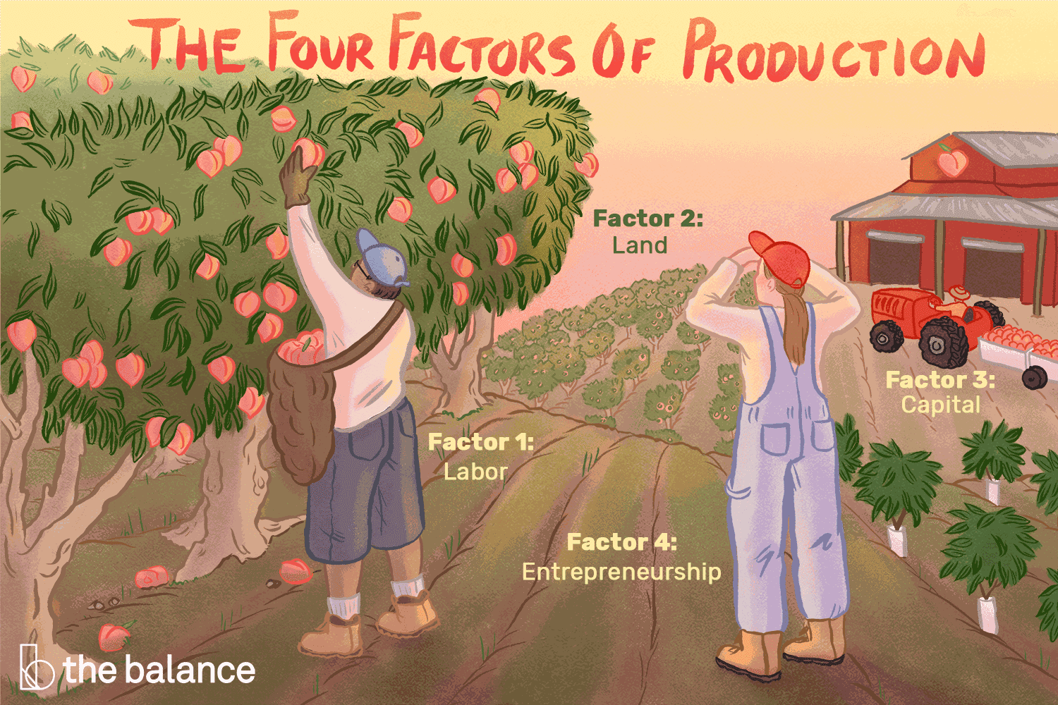 Factors of Production: Definition, 4 Types, Who Owns