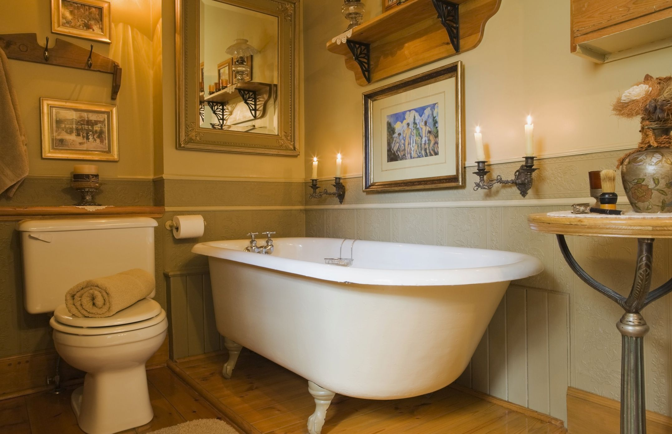 Staging the bathroom without breaking the bank - Best place to buy bathroom vanities online ...