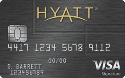Best For Hyatt Hotels The Credit Card