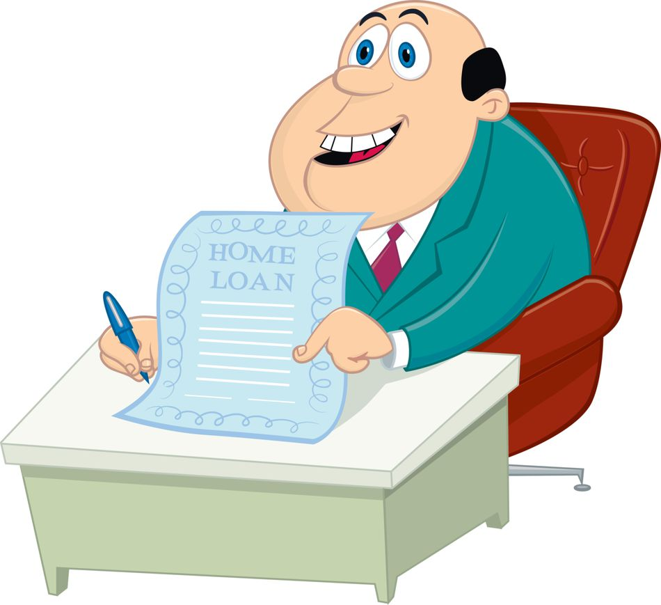 A banker wants to give you a loan so they can charge you interest, and you get a home after the loan has been repaid!