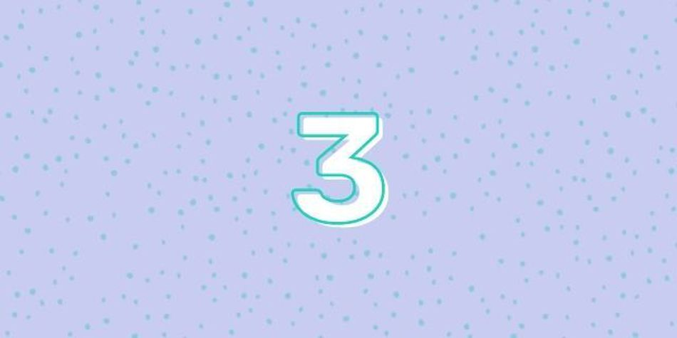 Number of the Day - 3
