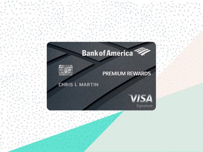 An Illustration of the Bank of America Premium Rewards Credit Card.