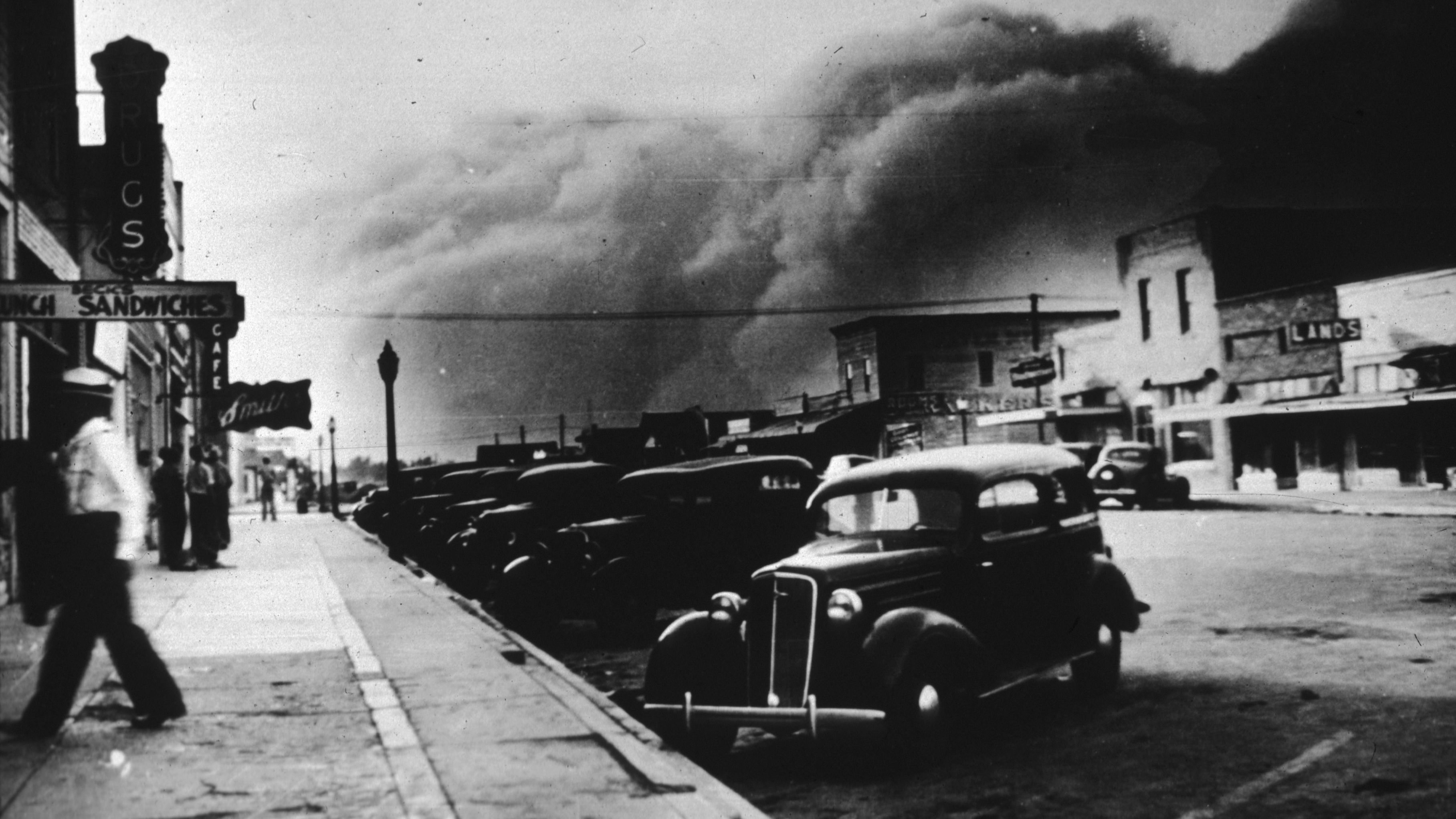 Dust Bowl: Definition, Causes, When, Where, Effect, Map