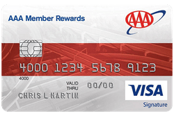 AAA Member Rewards Visa®