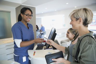 Patient discussing with nurse if it is possible to have an HSA without insurance