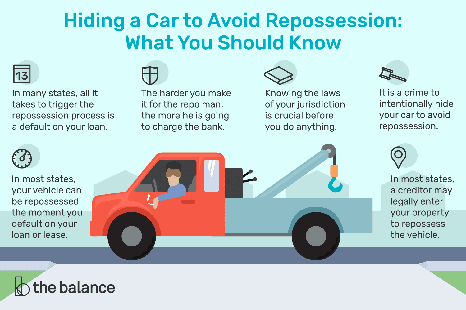 What To Know About Hiding A Car To Avoid Repossession