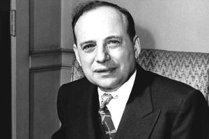 Benjamin Graham, the author of Intelligent Investor