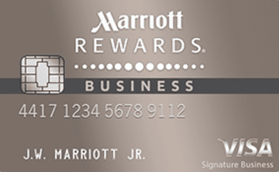 The 7 best credit cards for business travelers to apply for in 2018 best for hotel stays marriott rewards premier business credit card reheart Images