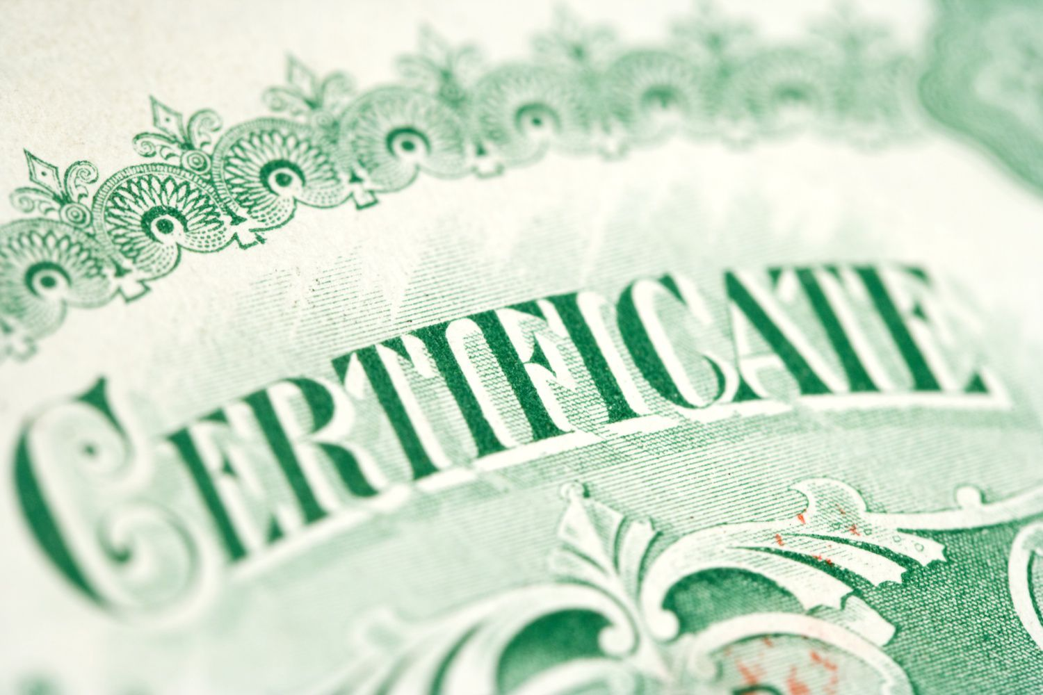Certificate Of Deposit Cds Glossary Definition