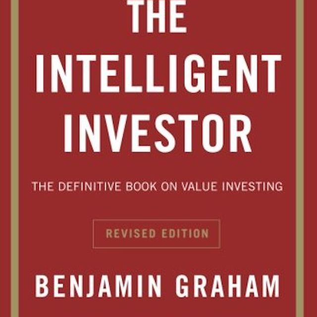 the best book to study investing