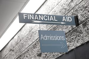 financial aid and private scholarships