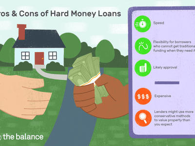 Image shows one hand handing money to another, in front of a suburban home. Text reads: