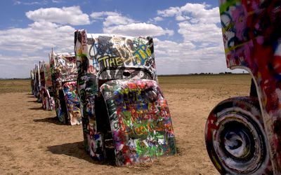 Comprehensive Insurance Coverage Covers Graffitti And Other Non Collision Damages