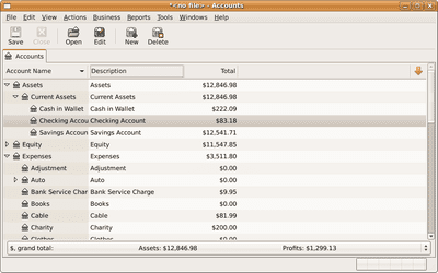 Linux Personal Finance Software Solutions
