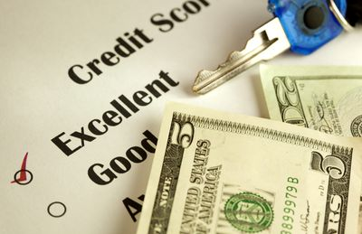 how to fix bad credit history