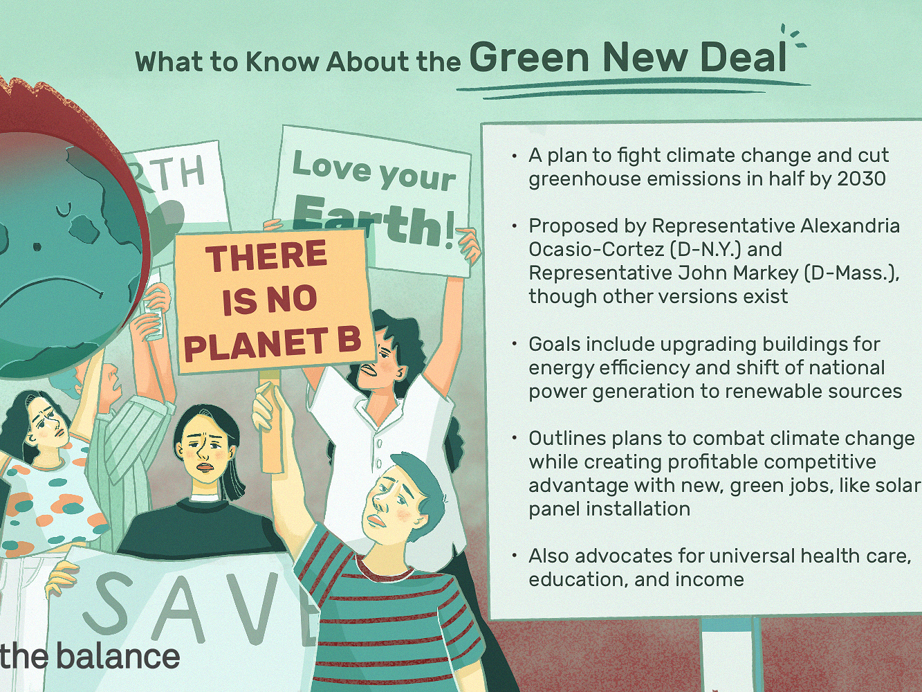 The Green New Deal and How It Boosts the Economy