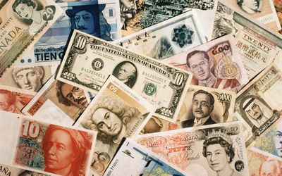 List of Foreign Currency ETFs and ETNs