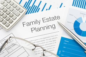 Family Estate planning document