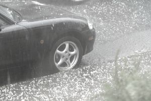 Is Hail Damage To My Car Covered By Insurance
