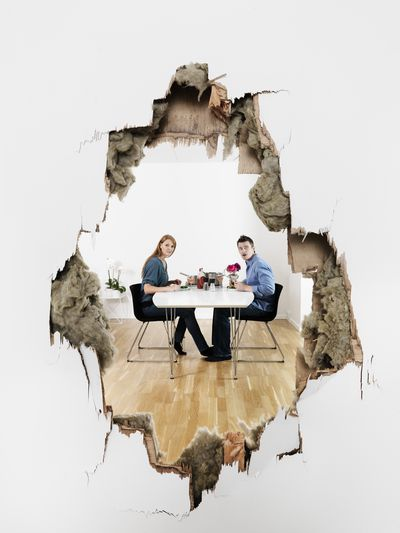 Damages in shared areas of a condo - loss assessment