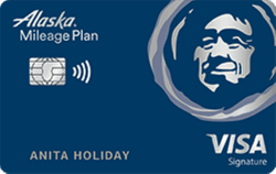 Alaska Airlines Visa Signature® Card