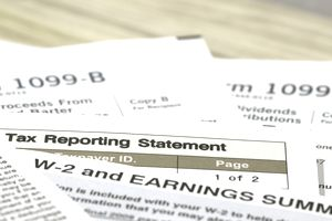 Filing IRS Form 1096 with 1099 Forms