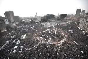 Tahrir Square - January 25, 2012