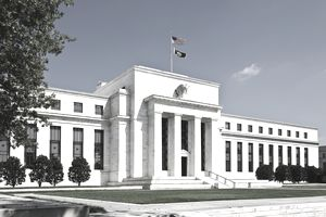 US Federal Reserve Building, Washington DC