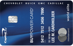 GM BuyPower Card
