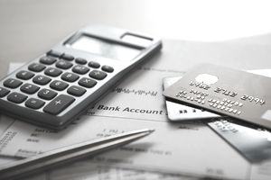 Credit cards and statement where the issuer may use adjusted balance method to calculate finance charges.