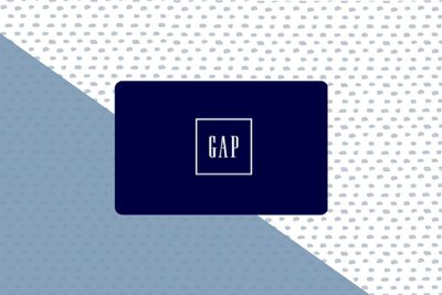 GapCard image with background
