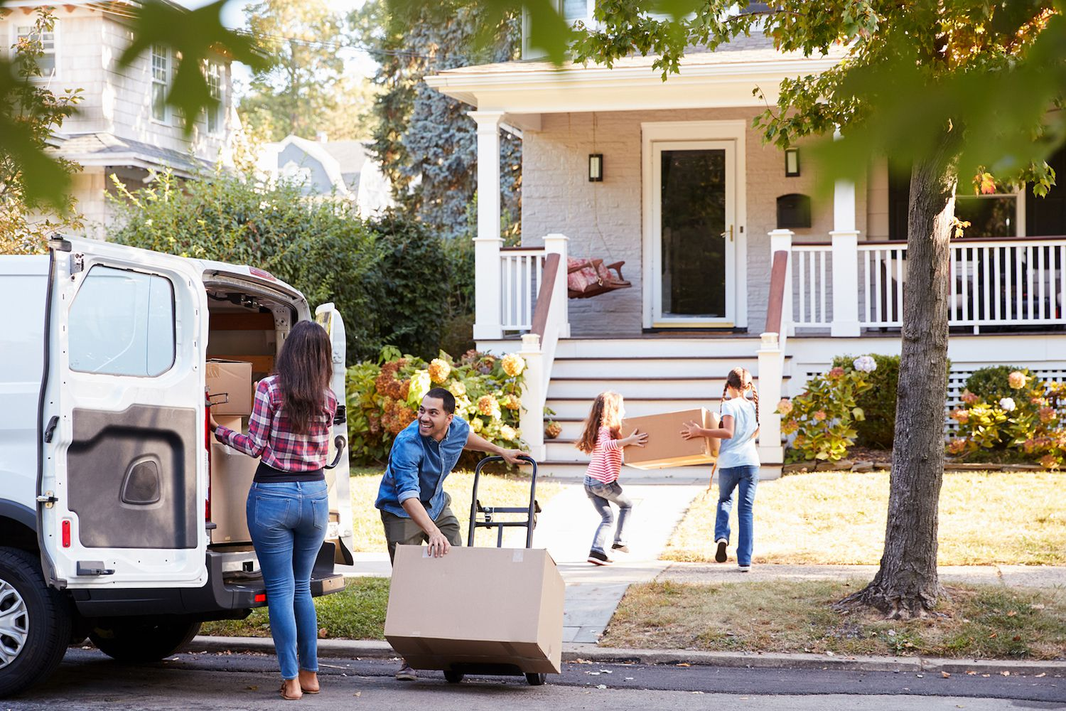 Do These Things When Moving Into a New House
