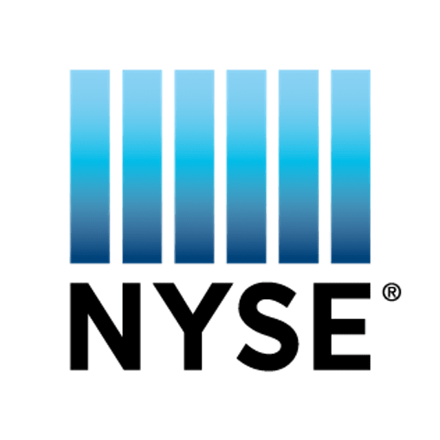 NYSE Stacked Logo