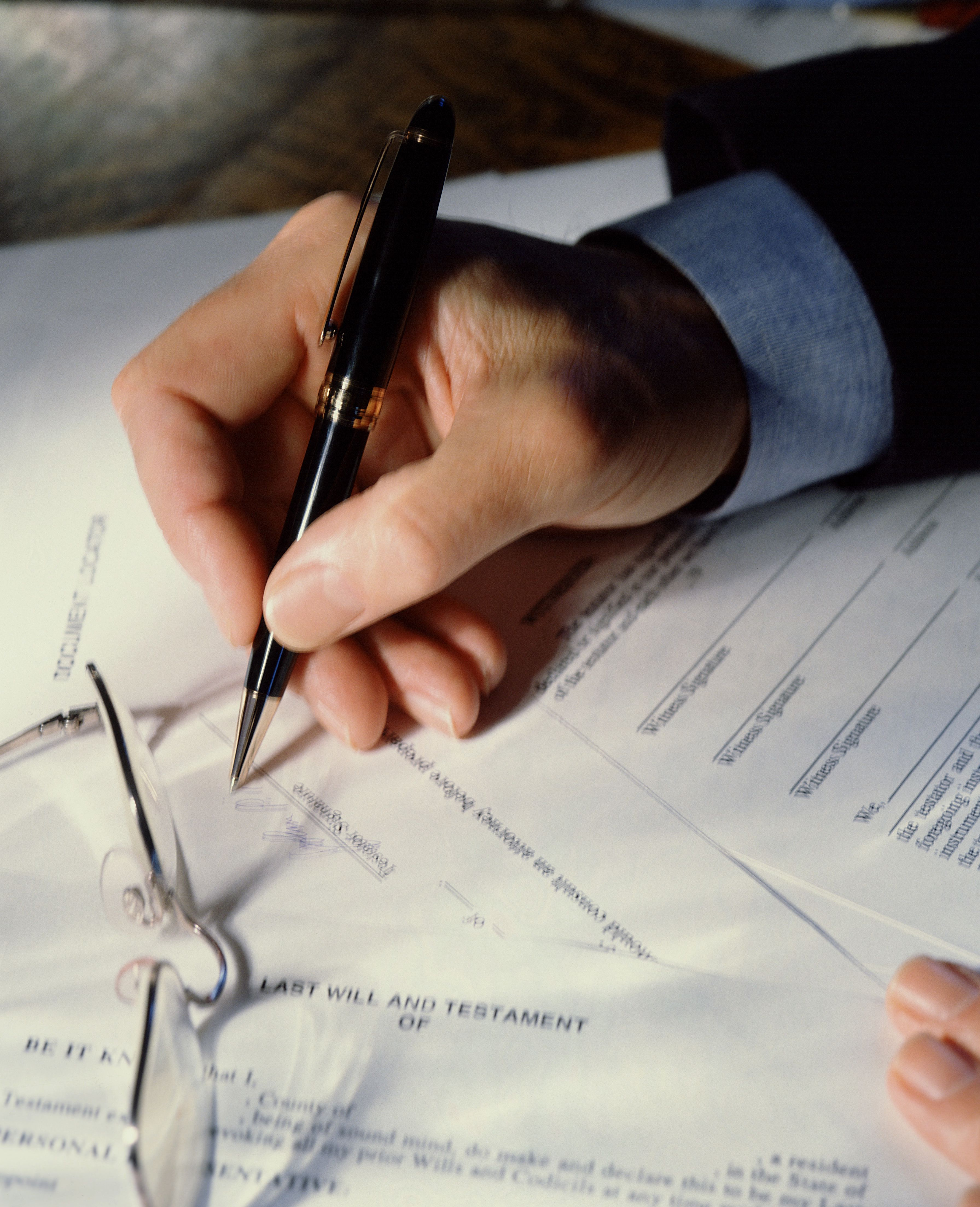 Testamentary Trust Funds and Inter Vivos Trust Funds
