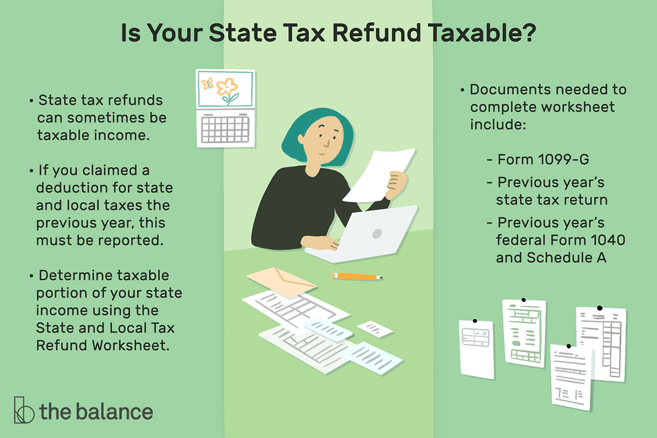 Is Your State Tax Refund Taxable?