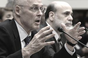 Paulson and Bernanke