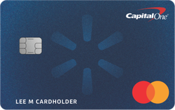 Capital One Walmart Rewards Mastercard