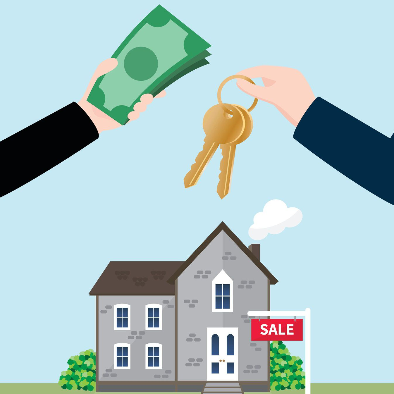 What Are the Benefits to Paying Cash for a Home?