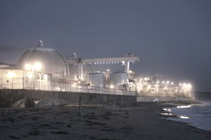 San Diego Nuclear Power Plant as Part of the Energy Grid