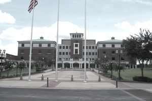 Volusia County Courthouse, in DeLand, Florida