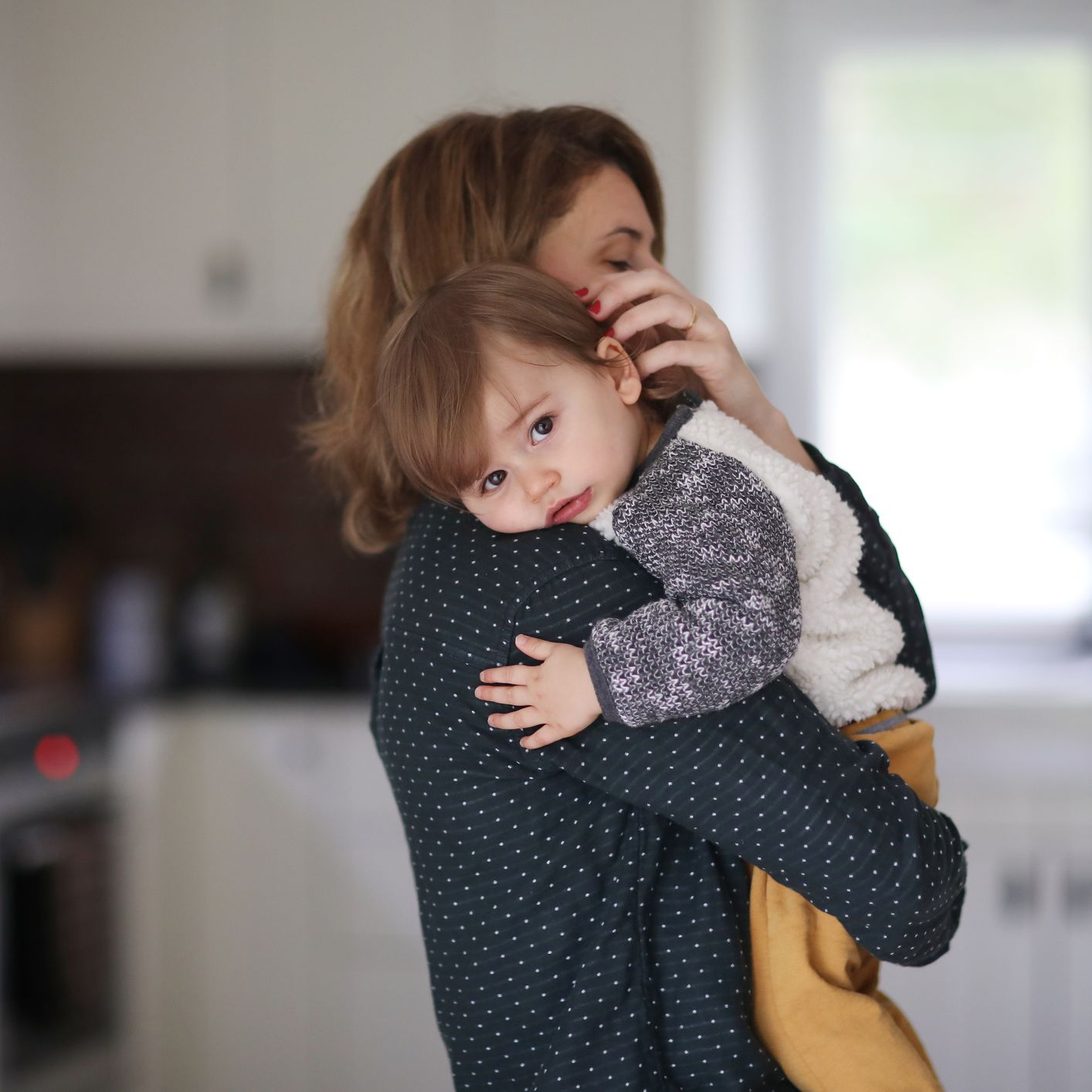 The Motherhood Penalty Can Take a Toll on Women's Career Ambitions