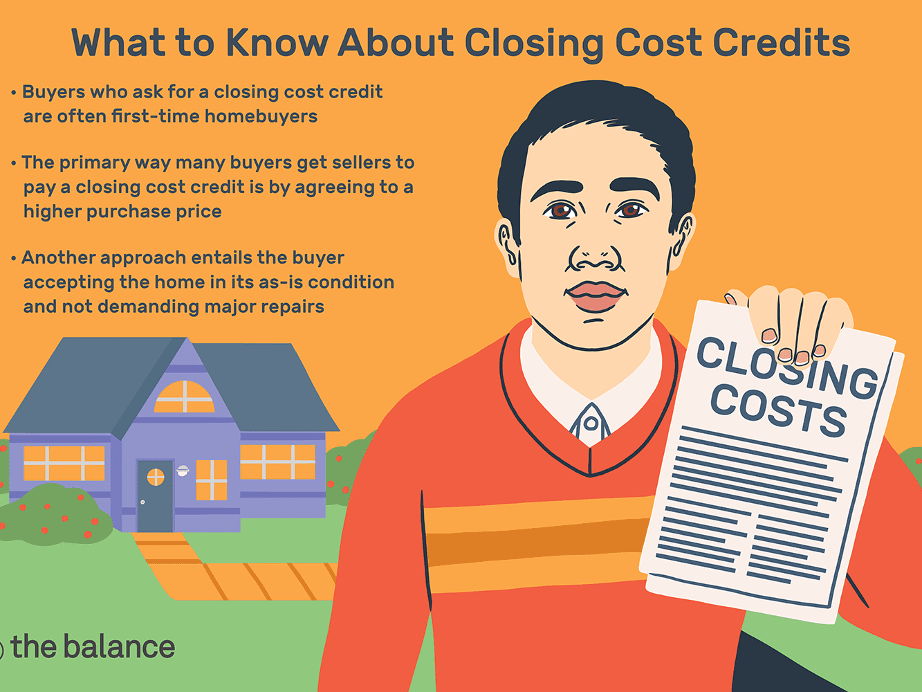 How To Ask A Home Seller To Pay A Closing Cost Credit