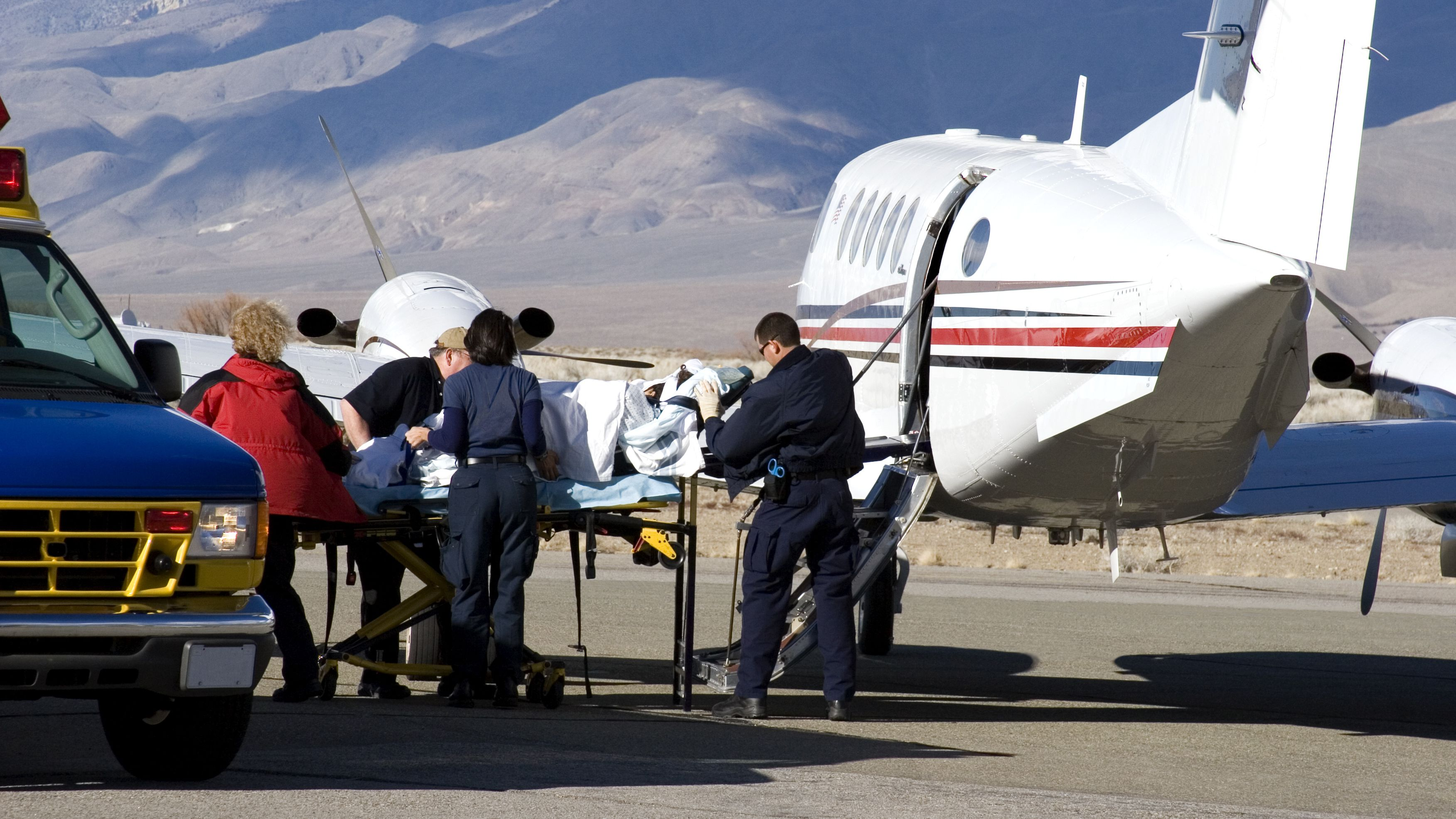 Air Ambulance Services - How Much Will Insurance Pay?