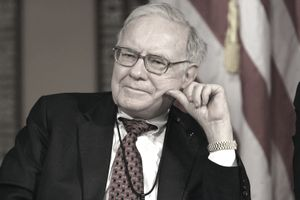 Warren Buffett at Conference On Issues Affecting U.S. Capital Markets Competitiveness