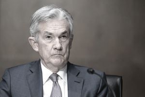 Federal Reserve Chairman Jerome Powell in December.
