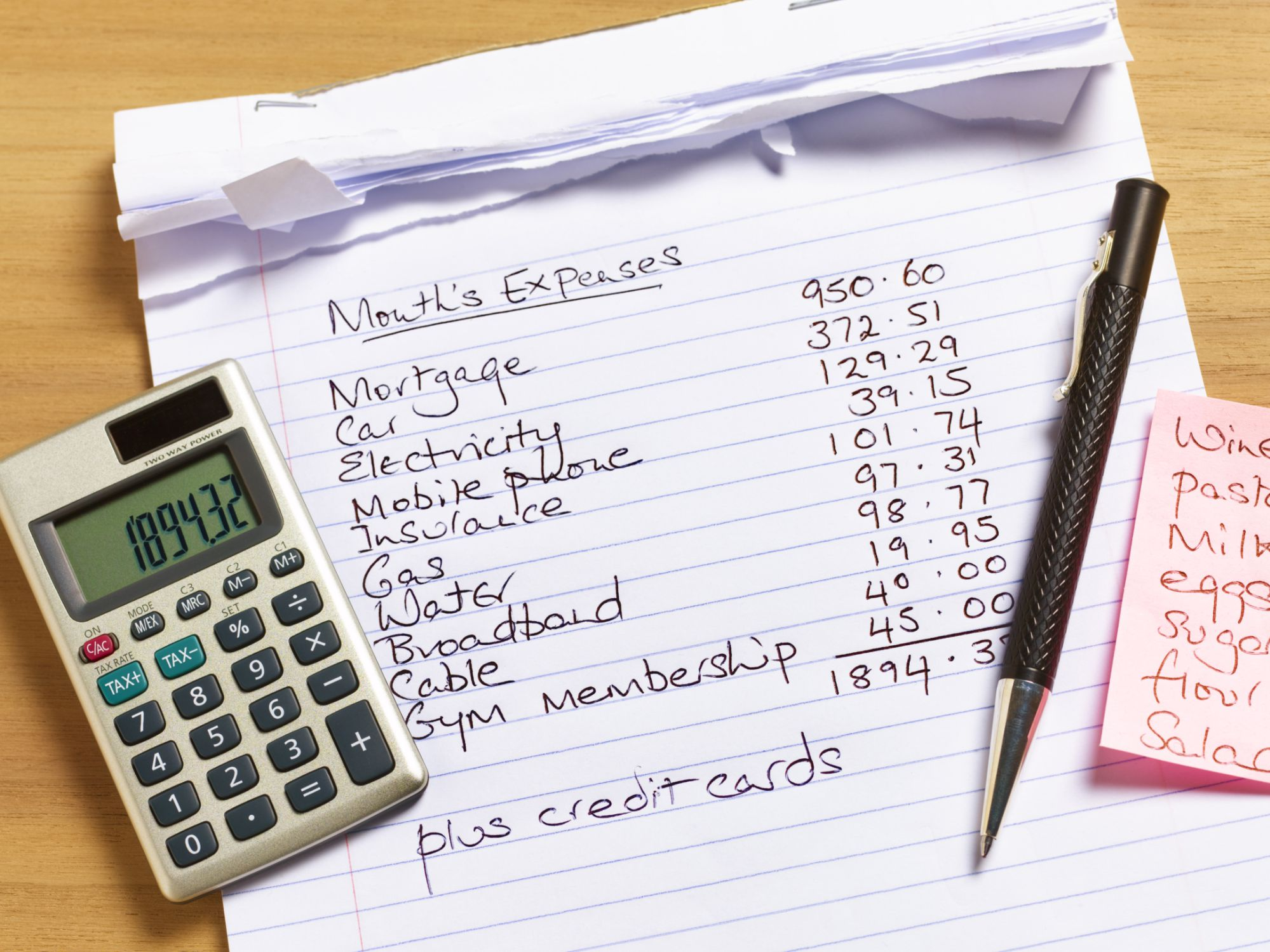 6-Step Guide to Creating a Monthly Household Budget