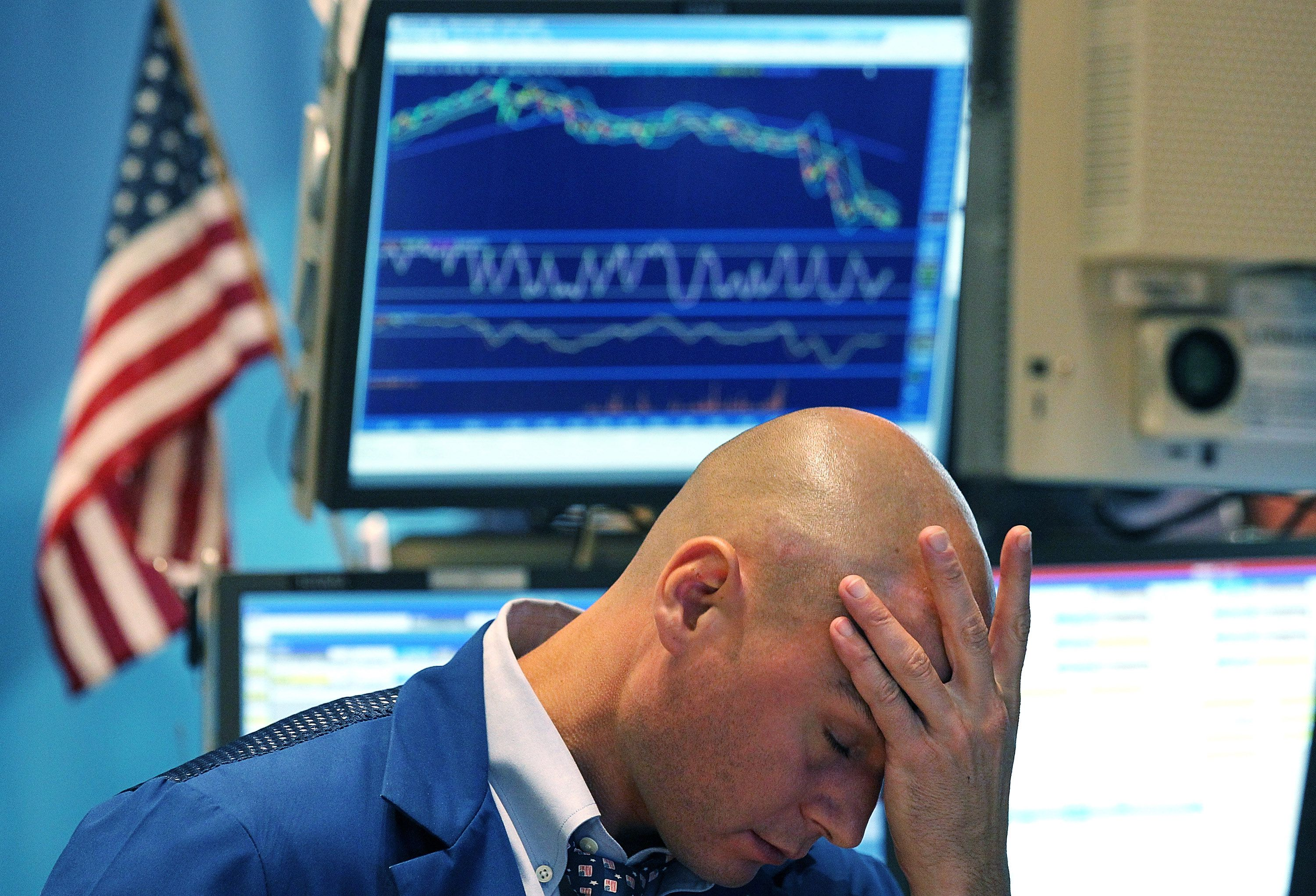 stock market crash: definition, causes, and effects