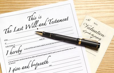 Which of Your Assets Are Subject to Probate?